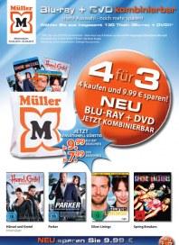 Müller Müller Prospekt KW06 Februar 2014 KW06
