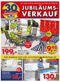 Dänisches Bettenlager Dänisches Bettenlager Prospekt KW13 März 2014 KW13