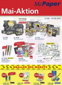 McPaper Mcpaper Prospekt KW17 April 2014 KW17