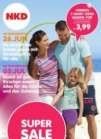 NKD Angebote KW 26 Juni 2014 KW26