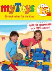 myToys.de Mytoys.de Prospekt KW23 Juni 2014 KW23