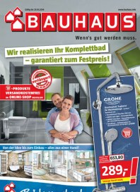 Bauhaus Bauhaus Prospekt KW40 September 2014 KW40