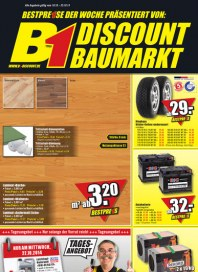 B1-Discount B1-Discount Prospekt KW42 Oktober 2014 KW42 1
