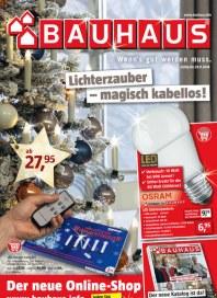 Bauhaus Bauhaus Prospekt KW45 November 2014 KW45
