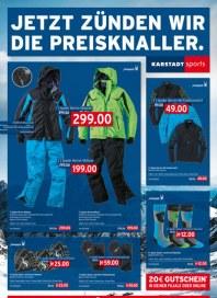 Karstadt Sports Karstadt Sports Prospekt KW01 Dezember 2014 KW01