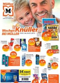 Müller Müller Prospekt KW04 Januar 2015 KW04