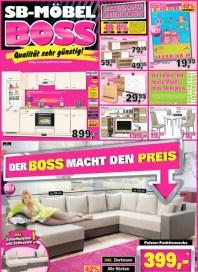 MÖBEL BOSS Möbel Boss Prospekt KW06 Februar 2015 KW06