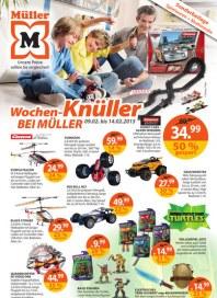 Müller Müller Prospekt KW07 Februar 2015 KW07