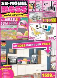 MÖBEL BOSS Möbel Boss Prospekt KW14 April 2015 KW14