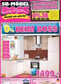 MÖBEL BOSS Möbel Boss Prospekt KW16 April 2015 KW16