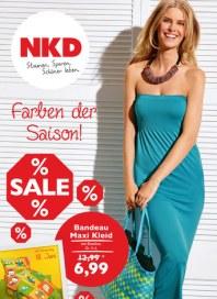 NKD NKD Prospekt KW 24 Juni 2015 KW24 1