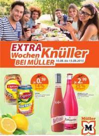 Müller Mu00fcller Prospekt KW 33 August 2015 KW33