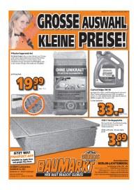 Globus Baumarkt Globus Baumarkt Prospekt KW 33 August 2015 KW33