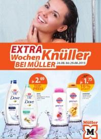 Müller Müller Prospekt KW 35 August 2015 KW35