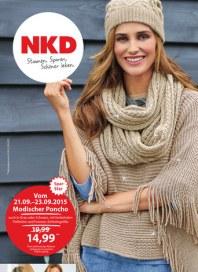 NKD NKD Prospekt KW 39 September 2015 KW39