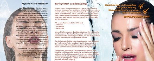 Prospekte Yoyony GmbH Januar 2016 KW03