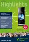 mobilcom-debitel Highlights -  April-Seite1