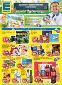 Edeka Markenvielfalt - zu Ostern überraschend günstig April 2012 KW14 2