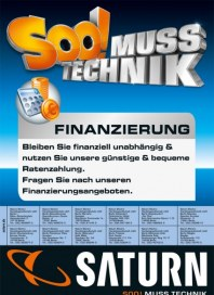 Saturn Finanzierung April 2012 KW14