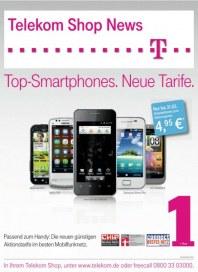Telekom Shop Aktionstarife! Im April 2012 April 2012 KW14
