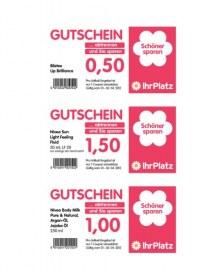 Ihr Platz Gutscheine für April 2012 April 2012 KW13