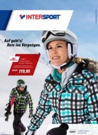 Intersport Auf gehts! Rein ins Vergnügen Dezember 2011 KW50