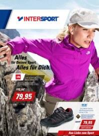 Intersport Alles für Dich im Sommer 2012 März 2012 KW13