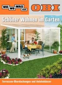 OBI Schöner Wohnen im Garten im April 2012 April 2012 KW13