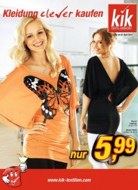Kik KiK - Kleidung clever kaufen April 2012 KW14 1