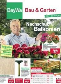 BayWa Baywa - Bau & Garten April 2012 KW15