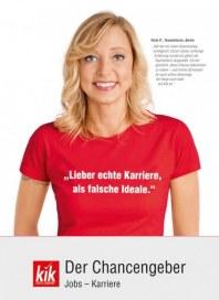 Kik Jobs und Karriere Mai 2012 KW18