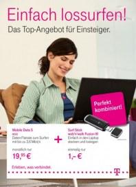 Telekom Shop Einfach lossurfen Mai 2012 KW19