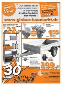 Globus Baumarkt Globus Baumarkt - Knaller der Woche Mai 2012 KW19