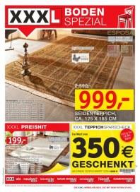 XXXL Möbelhäuser Boden Spezial April 2012 KW18