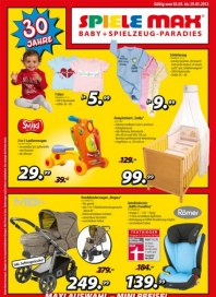 Spiele Max Baby-Flyer Mai 2012 KW19