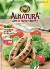 Alnatura Bioprodukte Mai 2012 KW18