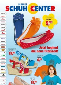 SIEMES Schuhcenter Jetzt beginnt die neue Preiszeit Mai 2012 KW19