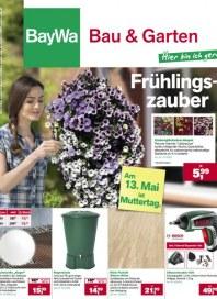 BayWa Muttertags-Ideen Mai 2012 KW19
