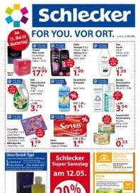 SCHLECKER Unsere Bestell-Tipps Mai 2012 KW19