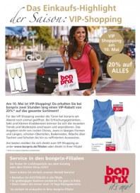 bonprix Handelsgesellschaft mbH VIP Shopping Mai 2012 KW19