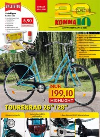 Komma10 20 Jahre Komma10 Mai 2012 KW19