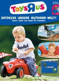 Toys'R'us Entdecke unsere Outdoor-Welt Mai 2012 KW19