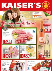 Kaiser's Alles Liebe zum Muttertag Mai 2012 KW19