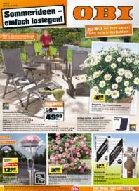 OBI Die Nr.1 für Ihren Garten Mai 2012 KW19