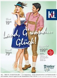 K&L Ruppert Land, G'wand...Glück Mai 2012 KW19