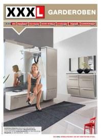 XXXL Möbelhäuser XXXL Möbelhäuser - Garderoben für das Jahr 2012 April 2012 KW17