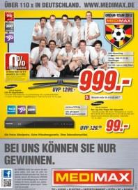 MediMax Bei uns können Sie nur gewinnen Mai 2012 KW19 3