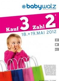 Baby Walz Kauf 3 zahl 2 Mai 2012 KW20