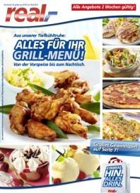 real,- Alles für Ihr Grill-Menü Mai 2012 KW20