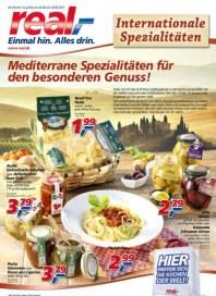 real,- Mediterrane Spezialitäten für den Besonderen Genuss im Sommer 2012 Mai 2012 KW20